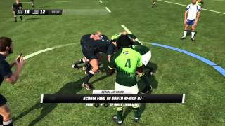 Rugby Challenge 3 Sevens Gameplay + Overview