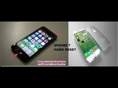 how to hard reset iphone 5c reset iphone 7 6 5s 5c 5 4s 4 reset to factory 4831