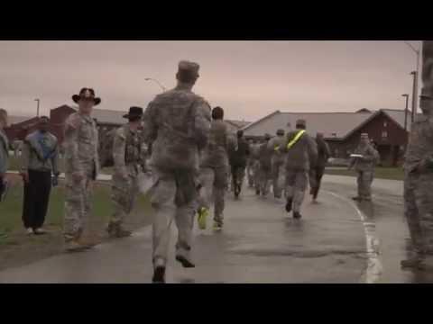 1-71 Troops Earn Their Silver Spurs