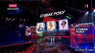 Алан Бадоев и Макс Барских гонят на M1 Music Awards. III елемент.