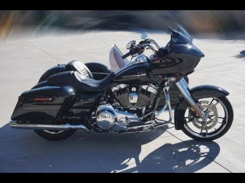 2018 Harley Davidson Road Glide >> NEW 2018 Harley-Davidson TOURING road glide with sidecar 159. - YouTube