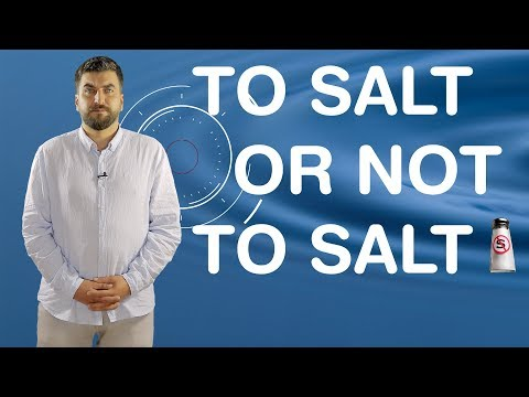 Reduce salt in your diet [How and Why]