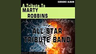 White Sport Coat (Karaoke Version) (Originally Performed By Marty Robbins)