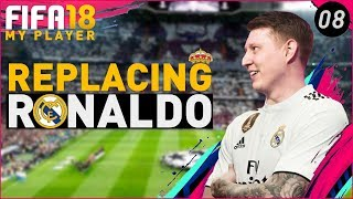 ON THE SCORESHEET AGAIN!! FIFA 18 My Player Episode 8