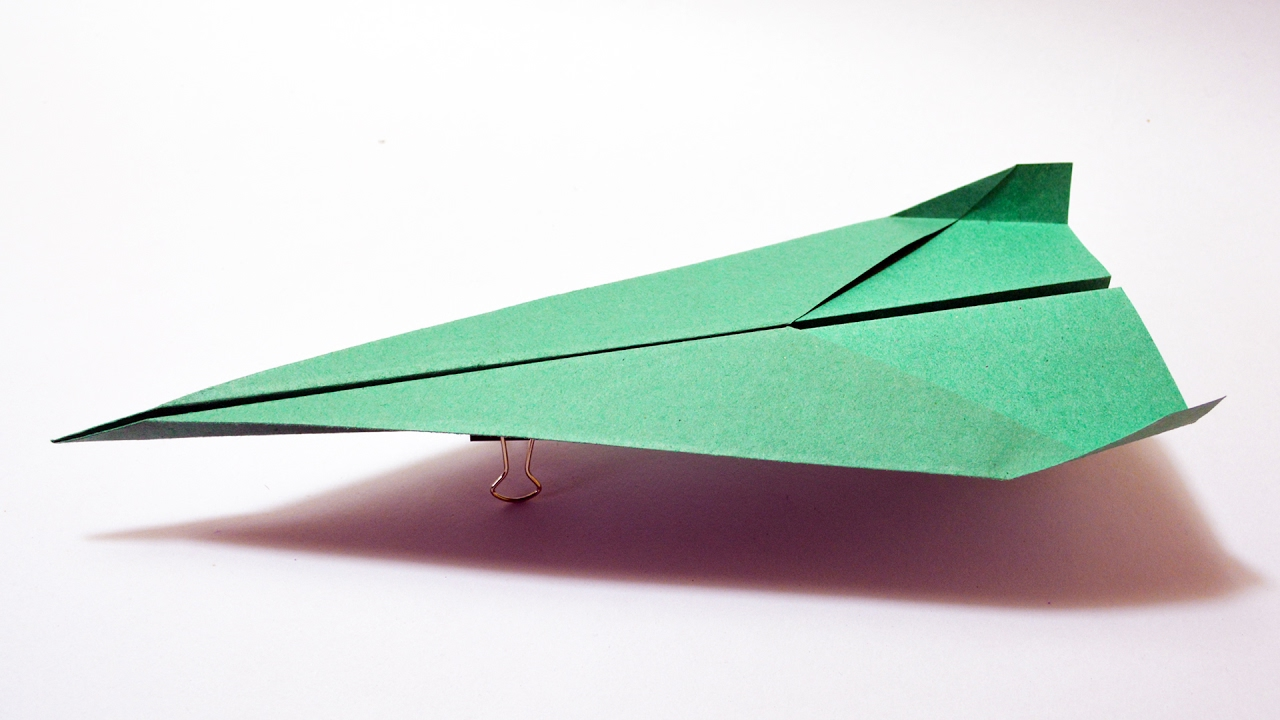 www how to make paper airplanes