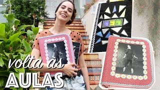 VOLTA ÀS AULAS 2016 (PARTE 1) – Paula Stephânia