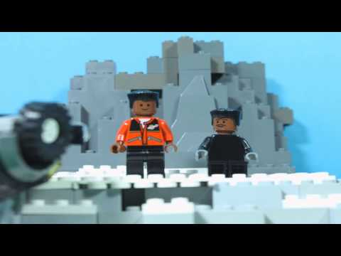 AP- The Fresh Prince of Bel Air- Echo scene in LEGO