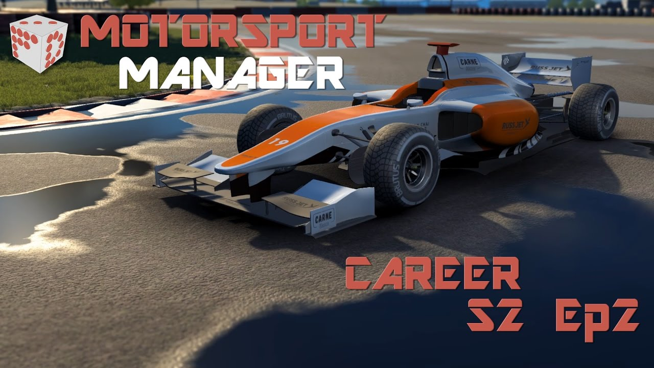 motorsport manager s2 ep2 pc let 39 s play top of the standing new lead designer youtube. Black Bedroom Furniture Sets. Home Design Ideas