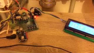 Прототип системы защиты от протечек воды на базе arduino
