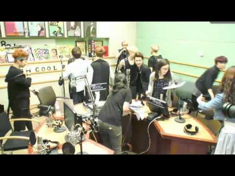 130530 Hugging EXO Super Junior Ryeowook KTR