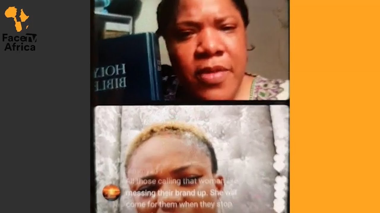 Download TOYIN ABRAHAM CRIES OUT AND SWEAR WITH BIBLE FOR  FOR IYABO OJO