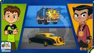 Video Ben 10: Power Surge - Don't Let Billy Billions Escape With The Rustbucket (Cartoon Network Games) download MP3, 3GP, MP4, WEBM, AVI, FLV Juni 2018