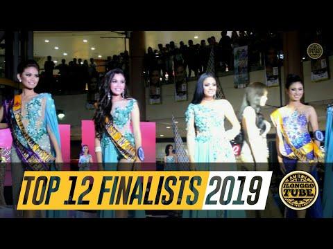 ILOILO CITY: Ms. Paraw Regatta 2019 | Top 12 Finalists
