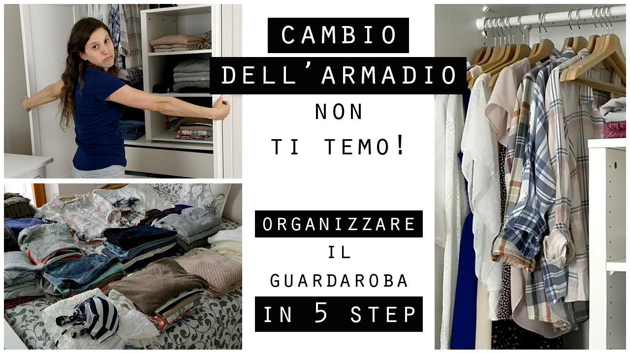 Organizzare Armadio E Cassetti.Cambio Dell Armadio Non Ti Temo 5 Step Per Organizzare L Armadio In Vista Del Cambio Di Stagione