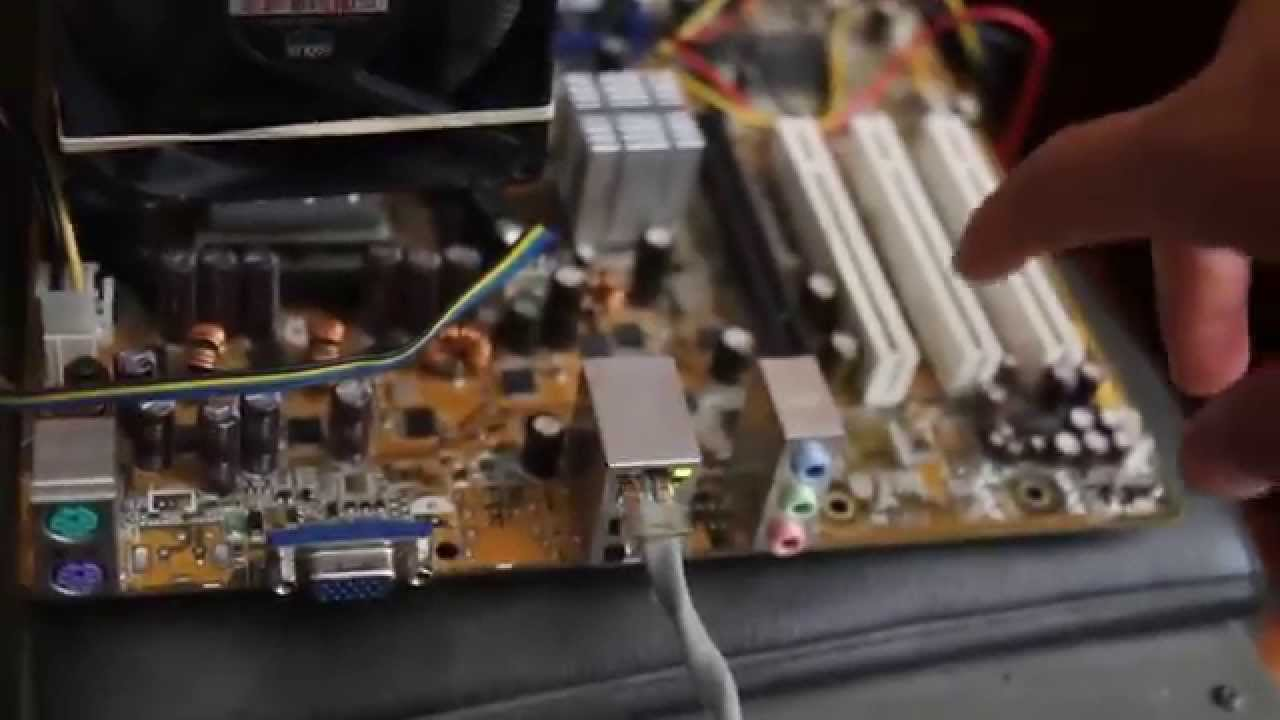 how to build home server from old pc