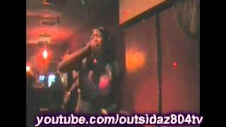 tika boo performing live at sky lounge in richmond va for competition