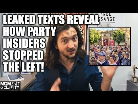 Leaked Texts Reveal How Party Insiders Stopped Progressives! (Web Exclusive)