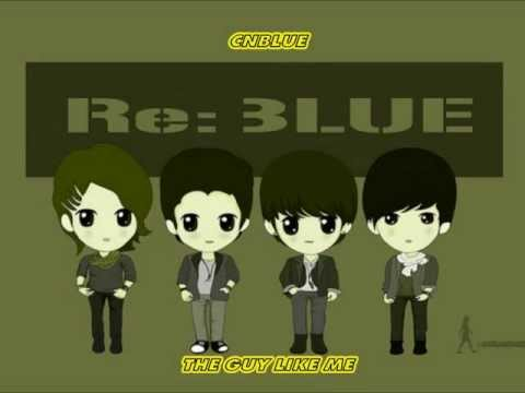 CNBLUE - THE GUY LIKE ME [MP3]