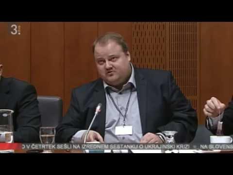 Tomaž Štih, predstavitev pobude ZA privatizacijo v DZ RS