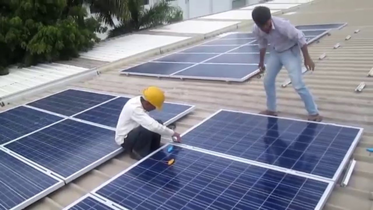 Nms Solar Alf Engineering Pvt Ltd Rooftop Solar Pv