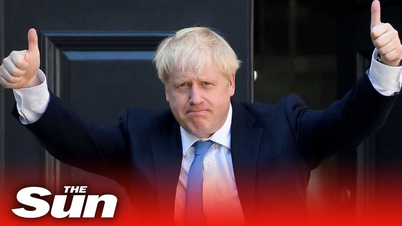Donald Trump sends Boris Johnson best wishes as he's moved out of intensive care