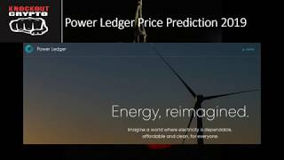 Power Ledger Price Prediction 2019