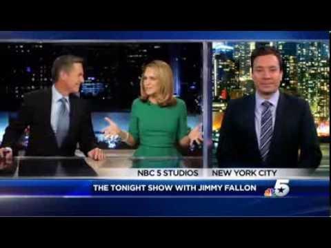 NBC 5 Fallon Interview
