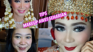 Download Video Tutorial Makeup Pengantin Awet dan Tahan Lama| Cara Pasang Blush On Panas Dingin by ARI IZAM MP3 3GP MP4