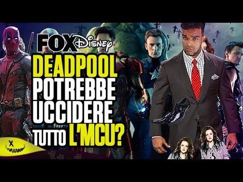 Disney in trattative per acquistare la Fox: X-Men e F4 nel MCU?