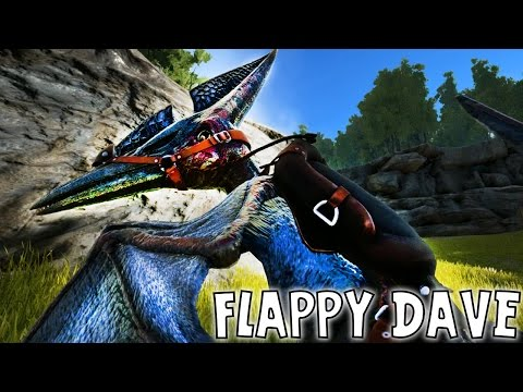 ARK: Survival Evolved - Flappy Dave! [14]