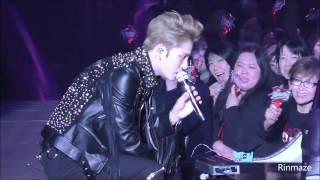 20170122 The REBIRTH of J in Seoul   Kiss B