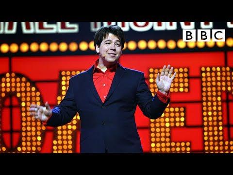 The Birth of the Kilt - Michael McIntyre's Comedy Roadshow - BBC One