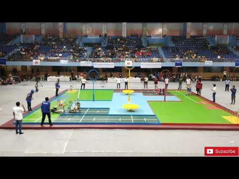 Robocon 2018    Super League: PICT,Pune (Team Red) vs IIT,Roorkee (Team Blue)