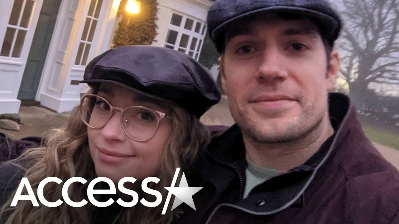 Henry Cavill & Girlfriend Natalie Viscuso Are 'Very Happy In Love'