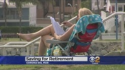 Not As Many Americans Saving Up For Retirement, Study Finds