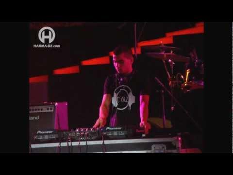 dj-yaz live