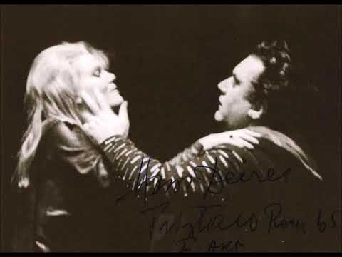 Wagner: Tristan und Isolde (Rome 1965) with Anja Silja