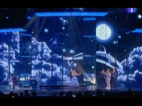 "Eurovisión 2009 Final - Live Iceland  Jóhanna Guðrún Jónsdóttir  ""Is it True?"""