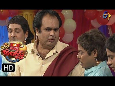 Patas Prakash Performance | Extra Jabardsth | 18th August 2017| ETV  Telugu