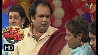 Patas Prakash Performance   Extra Jabardsth   18th August 2017  ETV  Telugu