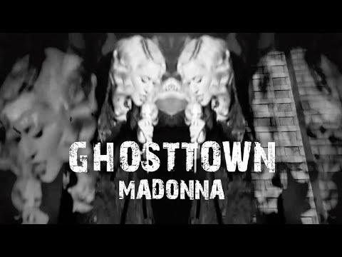 GHOSTTOWN - Madonna (Videoclip)