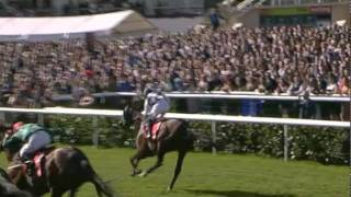 Arctic Cosmos wins the St. Leger 2010