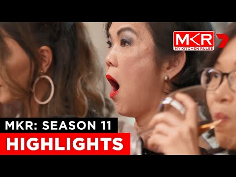House Colin Called Out For Strategic Scoring | MKR: Season 11