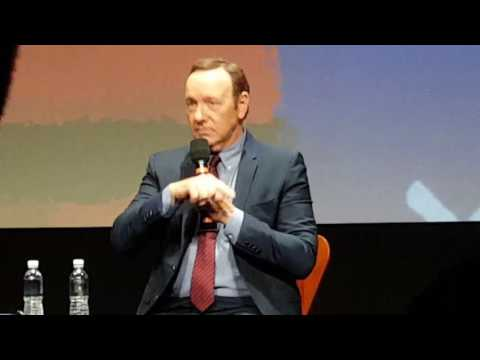 Kevin Spacey Q&A