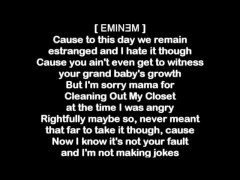 Eminem - Headlights ft Nate Ruess [HD & Lyrics]