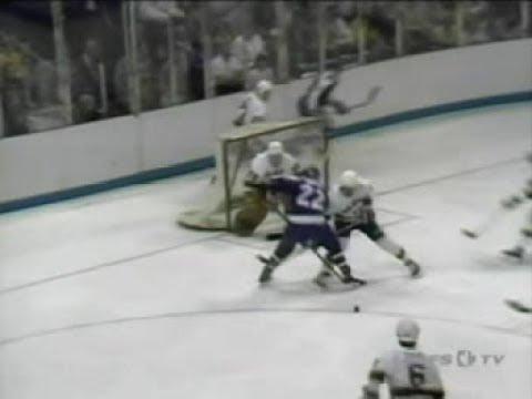 1986 Norris Division Final St Louis Blues vs Toronto Maple Leafs Game 2
