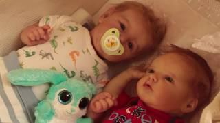 Обложка на видео - Уход за куклой реборн