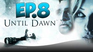 Злобное прохождение Until Dawn [#8. УБИТЬ ИХ ВСЕХ!]