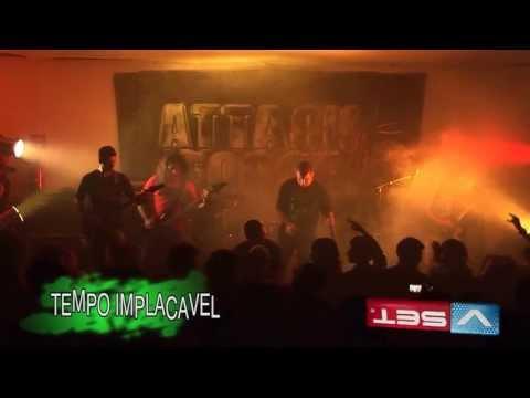 Attack Force Show Abrigo Atômico 2013