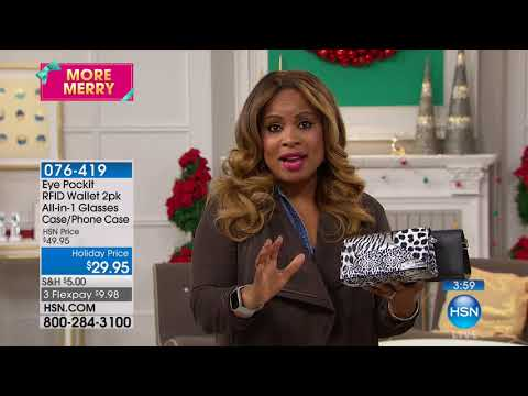 HSN | Holiday Travel Necessities 11.03.2017 - 02 PM